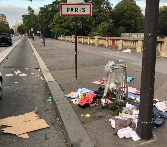 Paris est une ZAD.