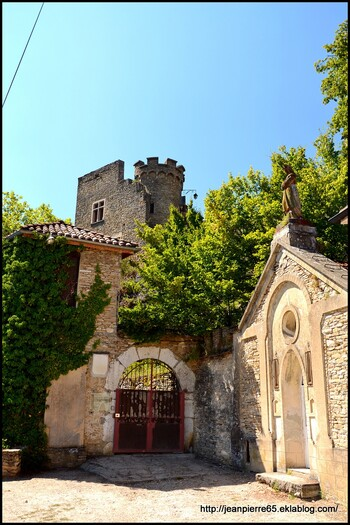 2013.08.20 Crémieu (Isère) Région Rhône-Alpes