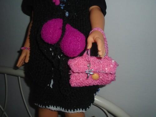 Petit sac en laine