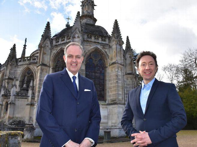 Une émission historique sur la Chapelle Royale !!!