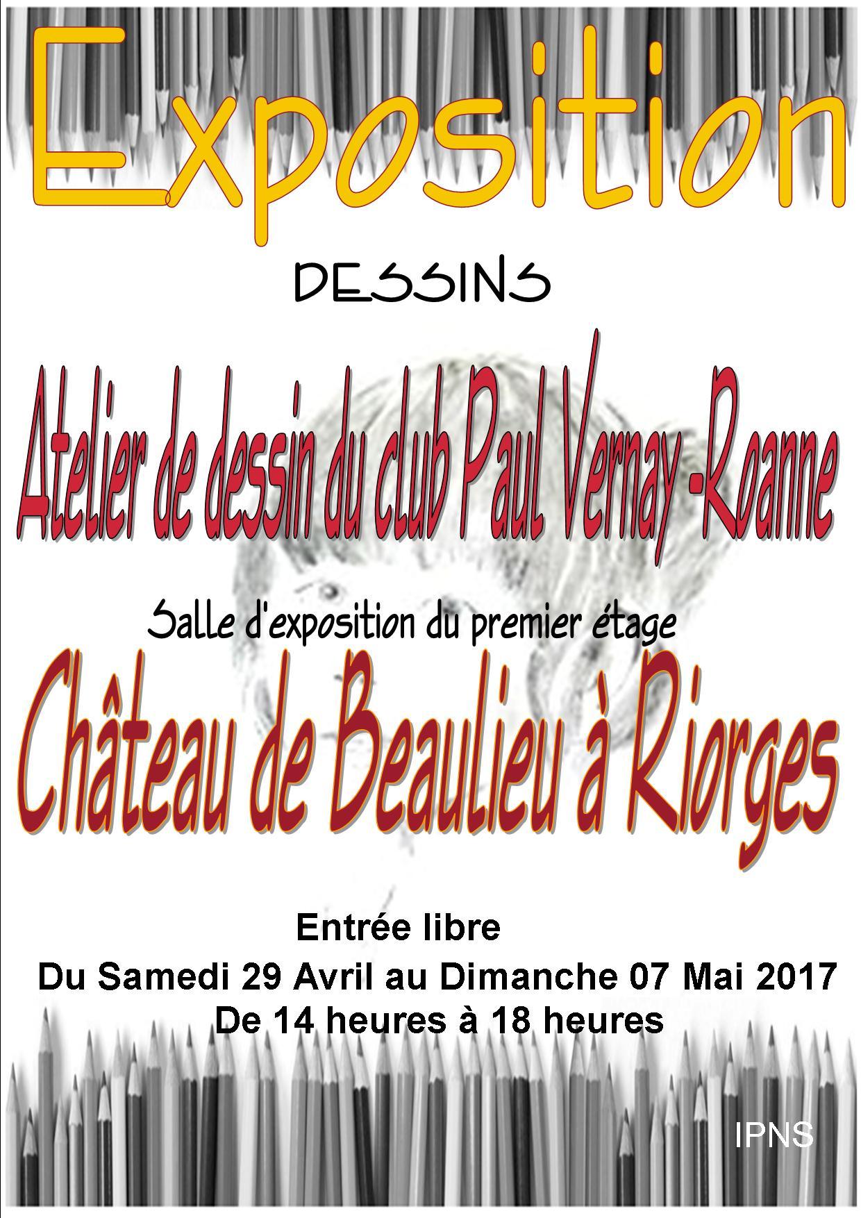 EXPOSITIONS 1er semestre 2017