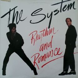 The System - Rhythm And Romance - Complete LP