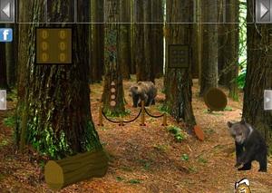 Jouer à Bear forest escape