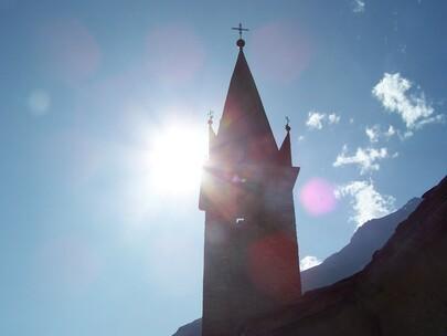 église de Bessans