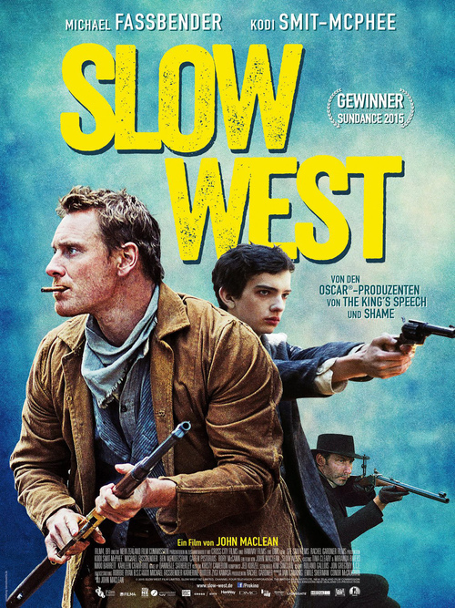 "Bonsoir a l'honneur : "" Slow West """
