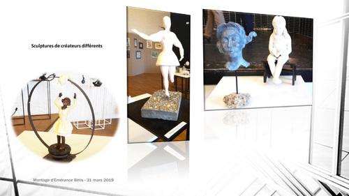 Exposition arts et création à Jouars-Pontchartrain