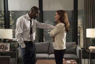 Le Grand jeu : Photo Idris Elba, Jessica Chastain