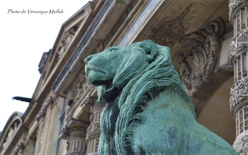 Musée du Louvre : la Porte des Lions