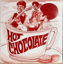 Hot Chocolate - Same - Complete LP