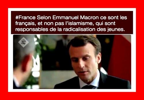"""La France qui marche sur la tête """"acte 10"""""""