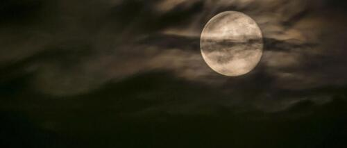 La pleine Lune de Novembre