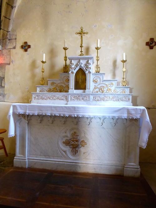 Eglise de Chassignol  1