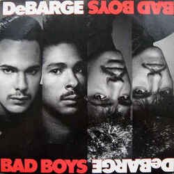 DeBarge - Bad Boys - Complete LP