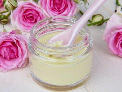 lait ou beurre corporel
