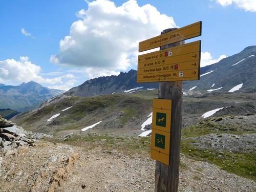 18/07/2017 Col de la Leisse Vanoise Savoie 73 France