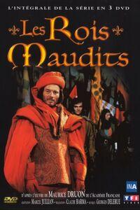 Les Rois Maudits (mini-série 1972) : Maurice Druon raconte l'histoire de la monarchie française depuis Philippe IV le Bel jusqu'à la guerre de Cent Ans. L'histoire commence durant le règne de Philippe le Bel alors qu'il tente d'écraser l'ordre des Templiers. En 1314, il fait arrêter les membres de l'ordre pour hérésie et, à l'issue du procès, fait condamner au bûcher les dignitaires à la tête de l'ordre. Sur le bûcher, Jacques de Molay (grand maitre de l'ordre) lance une malédiction sur Philippe le Bel et sa descendance ainsi que sur Guillaume de Nogaret, qui a mené l'instruction du procès des Templiers et le pape Clément V, qui a ouvert le procès sous la pression du roi. Effectivement, Guillaume de Nogaret, le pape Clément et Philippe le Bel meurent tous trois dans l'année. Les successeurs au trône ne seront pas plus chanceux puisqu'ils meurent d'assassinat ou de maladie sans avoir donné d'héritier au royaume : c'est la première fois, depuis Hugues Capet, que la ligne de succession au trône est brisée. L'intrigue des Rois maudits se focalise sur les intrigues, les convoitises, les ruses provoquées par ces moments de succession. Les épisodes suivent les évènements jusqu'à la déclaration de la guerre de Cent Ans qui en résulte. ... ----- ...  Langue du Film: FRANÇAIS Diffusion d'origine: 1972 Nationalité: France Genre: Mini-série historique Cast: Jean Desailly : voix du narrateur Jean Piat : Robert III d'Artois Hélène Duc : Mahaut d'Artois Louis Seigner : Spinello Tolomei Jean-Luc Moreau : Guccio Baglioni Catherine Rouvel : Béatrice d'Hirson José-Maria Flotats : Philippe V le Long