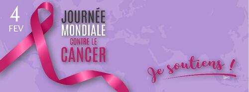 Journée mondiale contre le cancer !