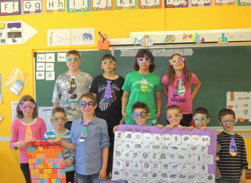100ème jour d'école : le 10 avril 2014