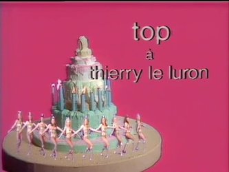 20 avril 1974 / TOP A THIERRY LE LURON
