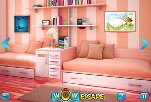 Jouer à Wow home escape