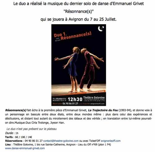 Concert 22 Mai 2015 Conservatoire de Colomiers