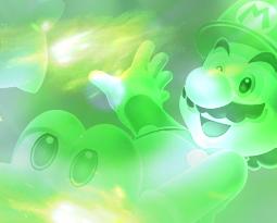 Thème 5: Mario, Yoshi et Luma