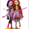 ever-after-high - Holly & Poppy O\'Hair dolls-photo-commerciale