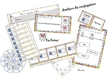 Ateliers conjugaison : le futur