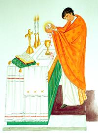 Miracle Eucharistique Italie Macerata 1356