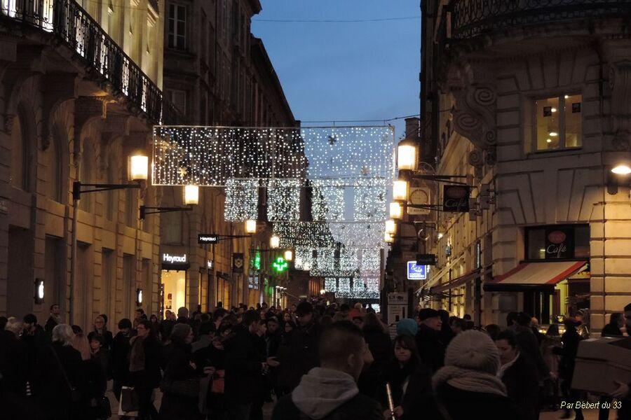 Noël à Bordeaux  en Gironde