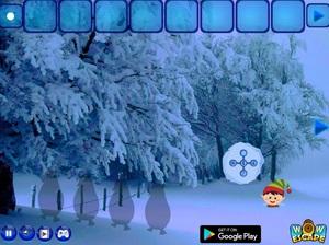 Jouer à Elves Christmas escape