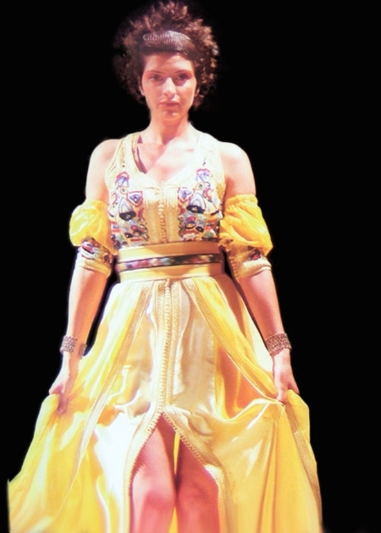 Takchita-2015-de haute couture pas cher et sur mesure pour mariage oriental-TAK-S905