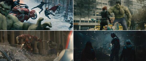 [Ciné] Avengers : L'ère d'Ultron