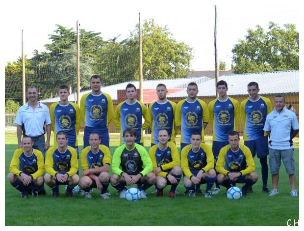 Foot équipe