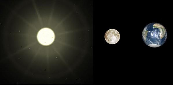 eclipse soleil