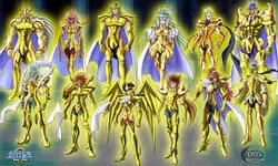 Manga Saint Seiya Omega♥