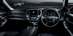 Nouveautés étrangères: Toyota Crown Royal et Toyota Crown Athlete