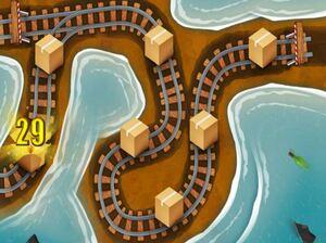 Jouer à Escape game - Abandoned goods train 5