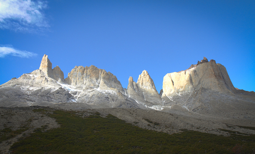 Le parc national Torres del Paine