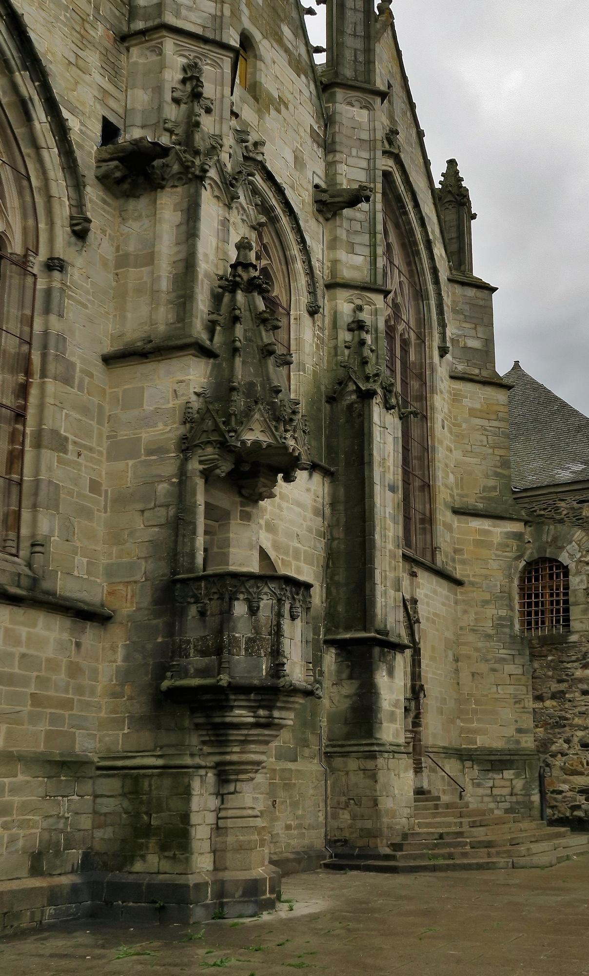 VITRÉ (2) L'Eglise