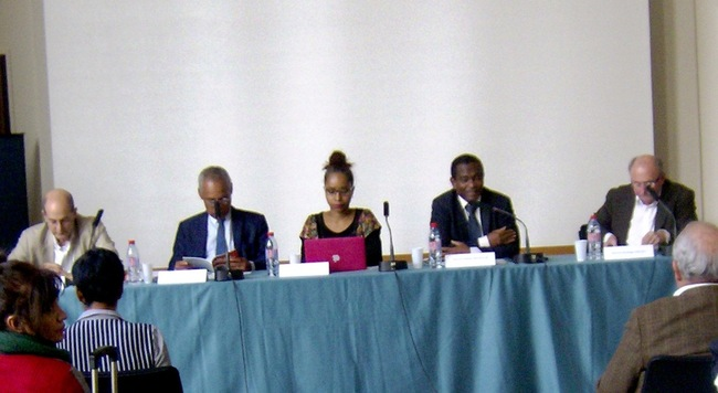 Célébration du 70 e anniversaire de la départementalisation au Ministère de l'Outre-mer le 18 MARS 2016