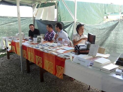 La quatrième Fête du Livre de Jully (89) a eu  lieu dimanche 11 août