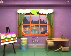 Jouer à Escape from the magic flower room