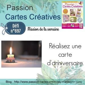 Passion Cartes Créatives#696 !