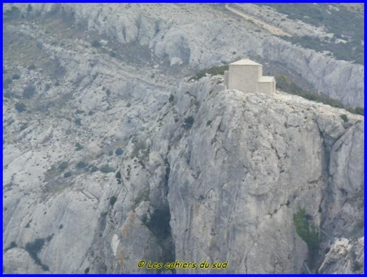 Sainte Baume le pas de Brancaille, le pas de la Cabre