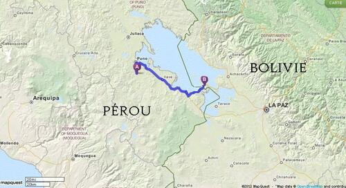 28.05.2013 - Puno > Copacabana (Bolivie)