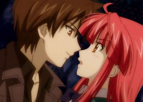 Kazuma and Ayano: