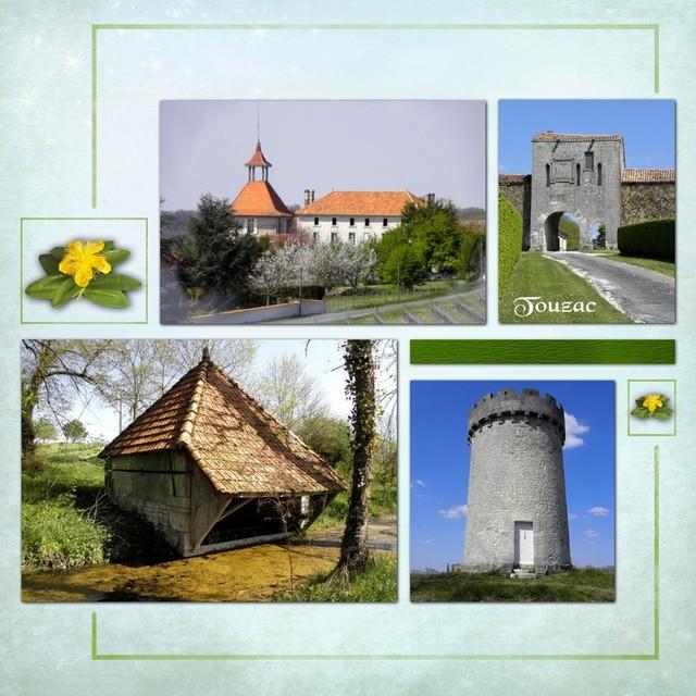 Blog de sylviebernard-art-bouteville : sylviebernard-art-bouteville, La Renaissance du Château de Bouteville (Charente)