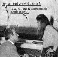 UNE HOTESSE NOMMEE SHEILA / N°8