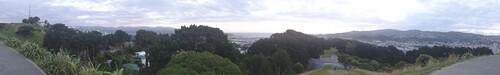8: escale Wellington pour l'île du sud